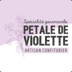 Confiture pétale de violette