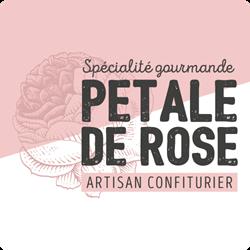 Confiture pétale de rose