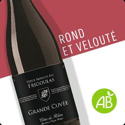 Image de Côtes du Rhône AOP - BIO 75cl